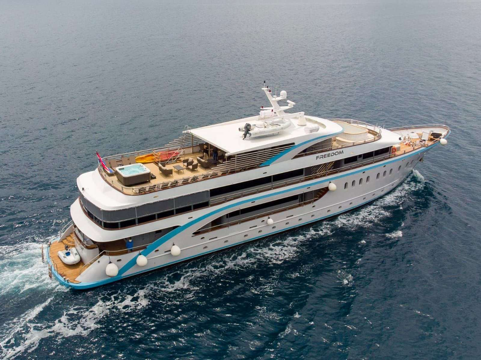 Freedom Yacht Charter - Ritzy Charters