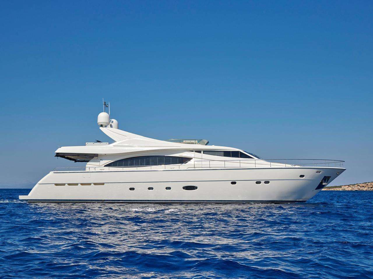 ELITE Yacht Charter - Ritzy Charters