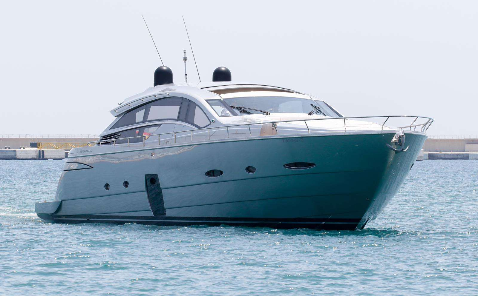 HALLEY Yacht Charter - Ritzy Charters