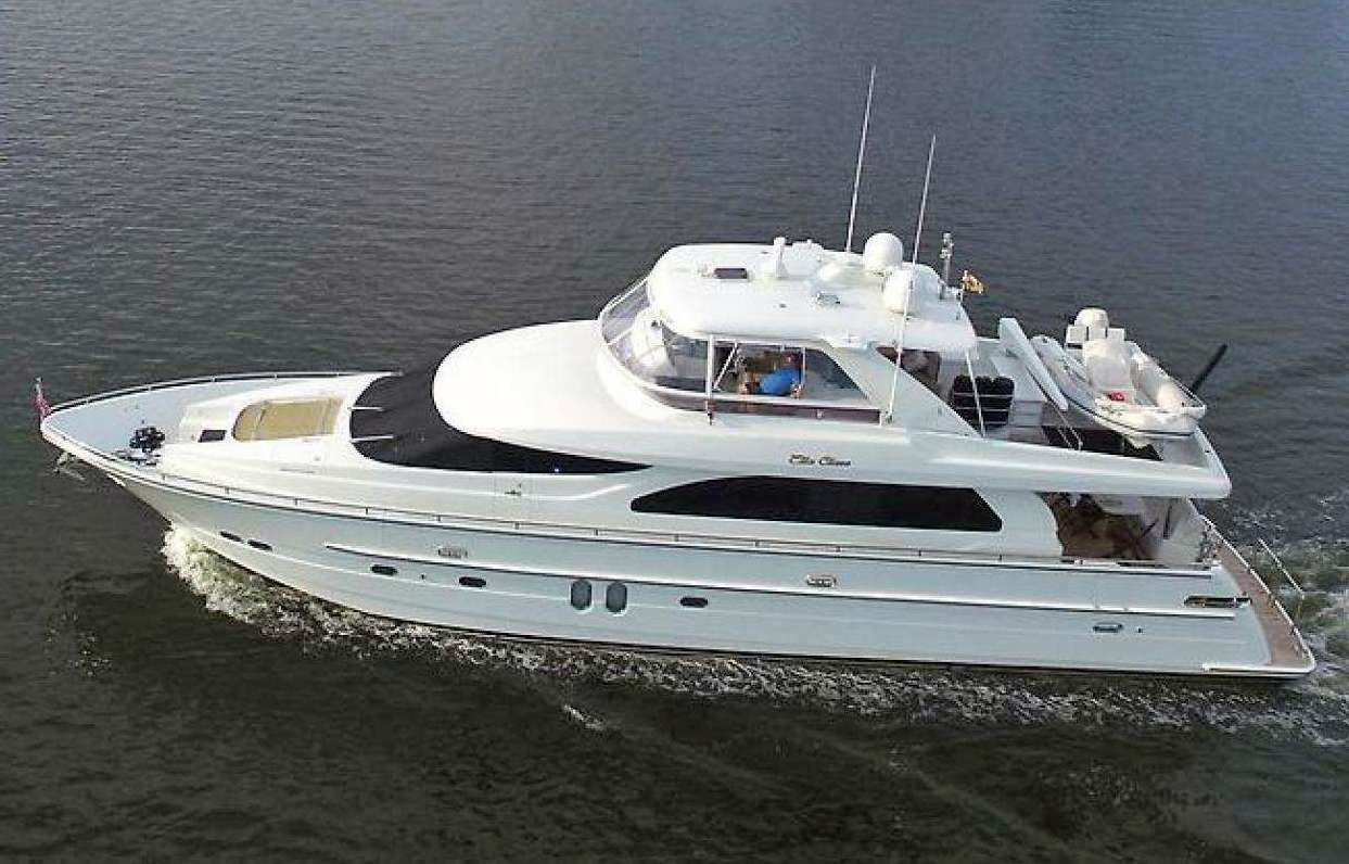 ELLA CLARE Yacht Charter - Ritzy Charters