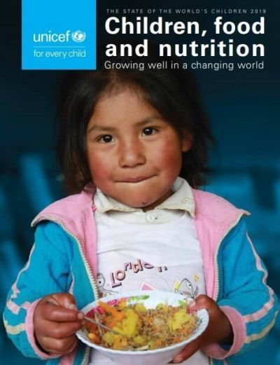 Children, food and nutrition