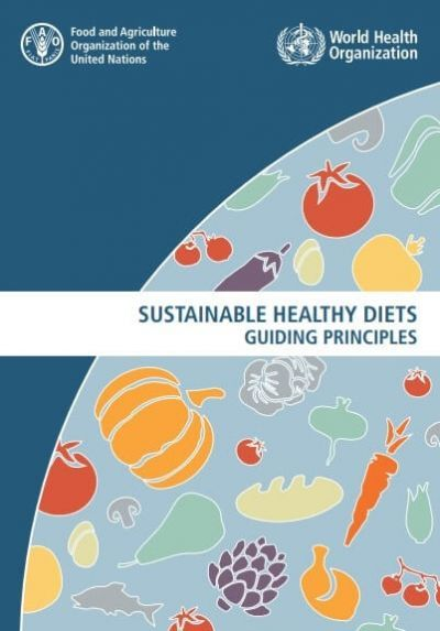 Sustainable Healthy Diets - Guiding Principles
