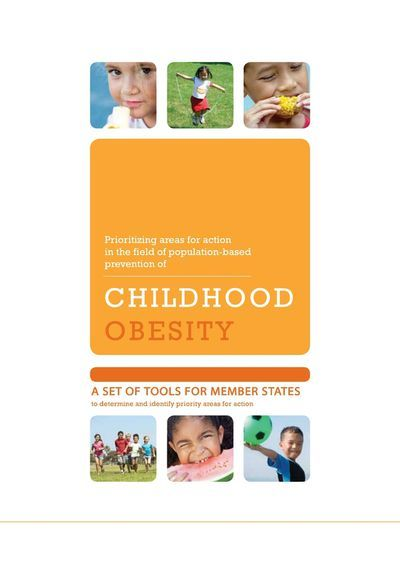 Prioritizing areas for action in the field of population-based prevention of childhood obesity