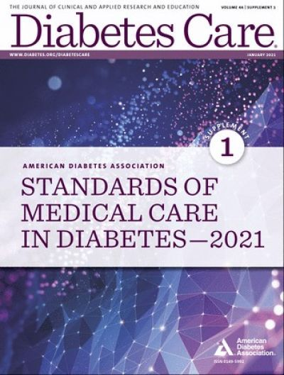 Standars of Medical Care in Diabetes 2021