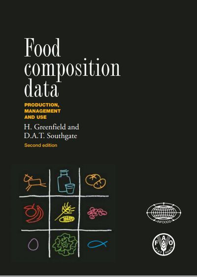 Food Composition Data: Production, Management and Use
