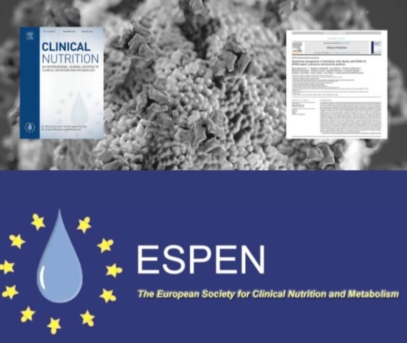 Nutritional management of individuals with obesity and COVID-19: ESPEN expert statements and practical guidance