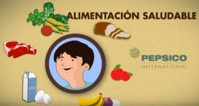 "Video: ""Alimentación saludable"""