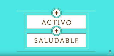 "Video: ""+ Activo + Saludable: Pausa Activa"""
