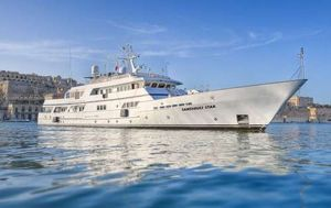 Yacht Charter SANSSOUCI STAR | Ritzy Charters