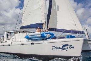 Yacht Charter DREAMING ON | Ritzy Charters