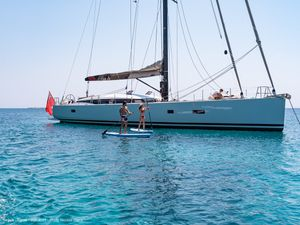 Yacht Charter NEYINA | Ritzy Charters