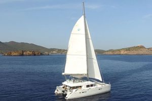Yacht Charter DADDY'S HOBBY | Ritzy Charters