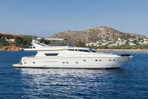 Yacht Charter VENTO | Ritzy Charters