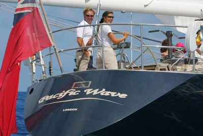 Yacht Charter PACIFIC WAVE Crew