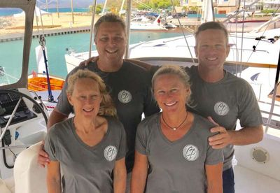 Yacht Charter COPPER PENNY Crew