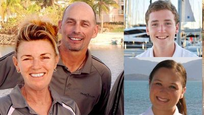 Yacht Charter TRANQUILITY Crew