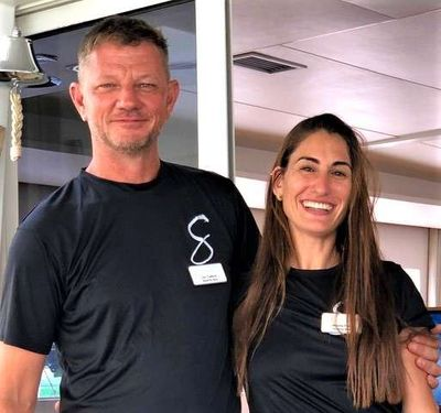 Yacht Charter SERENITY NOW Crew