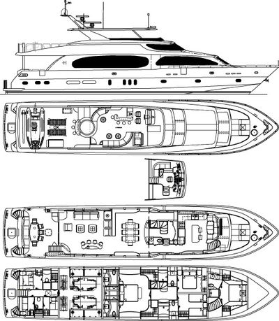 Yacht Charter CARBON COPY Layout