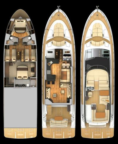 Yacht Charter MR. GV Layout