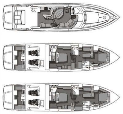 Yacht Charter 2 Dream Layout