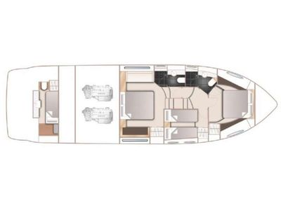 Yacht Charter MIRACLE Layout