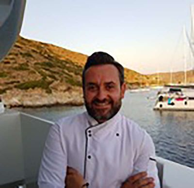 Yacht Charter GRANDE AMORE Crew
