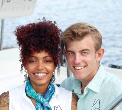 Yacht Charter TOUCH THE SKY Crew