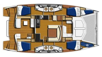 Yacht Charter Endless Options Layout
