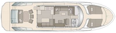 Yacht Charter FIVE WEEKS Layout