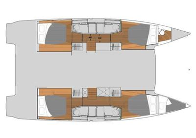Yacht Charter Game Changer Layout