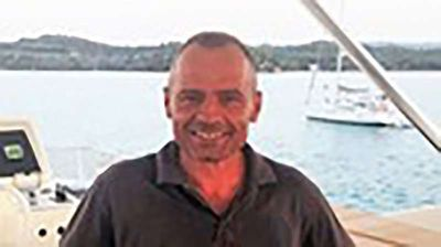 Billy Moustrat - Deckhand/Assistant Engineer