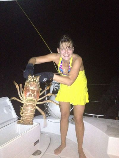 Catch of the day! -