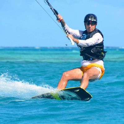 Ready for new watersports? -