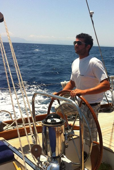 Marco Esposito  - Chef/Deckhand