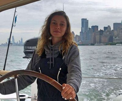 Sophie Difilippo  - Chef / Mate / Captain too!