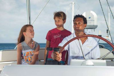 Yacht Charter COOL RUNNINGS IV Crew