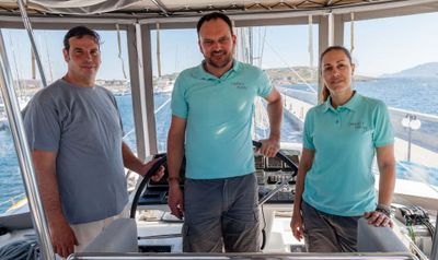 Yacht Charter DADDY'S HOBBY Crew