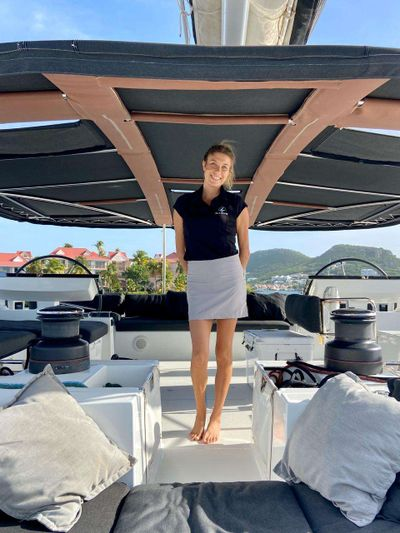Yacht Charter SEAHOME Crew