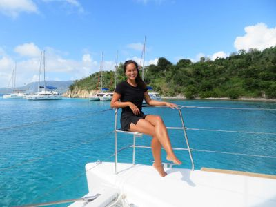 Yacht Charter TIGER LILY Crew