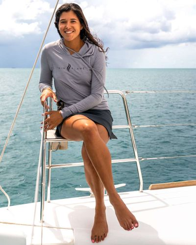 Yacht Charter TWIN FLAME Crew