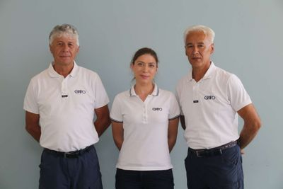 Yacht Charter Grifo Crew