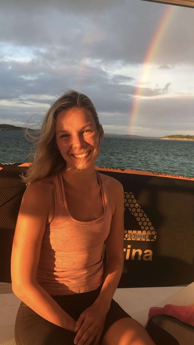 Julia Early - Chef/First Mate