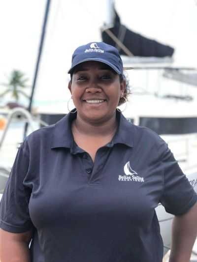 Brianna Samuels - First Mate/Chef