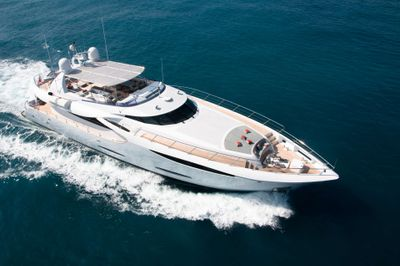 Yacht Charter GEMS | Ritzy Charters