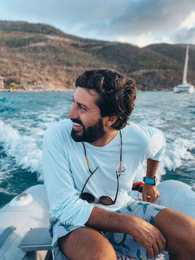 Yacht Charter WINTER'S COMING Crew