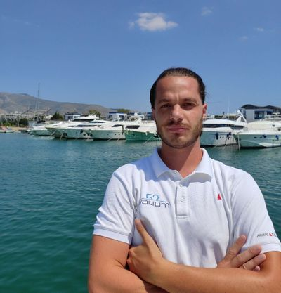 Yiannis Dimitriou - Chef