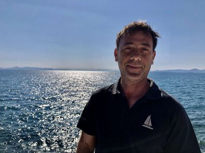 Giannis Aggelopoulos - Captain