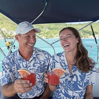 Yacht Charter Lazy Travels Crew