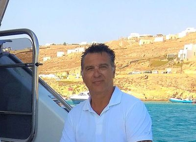 Dimitris Lymperopoulos - Engineer / Deckhand / Water Sports Master