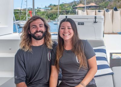 Yacht Charter TIME OUT Crew